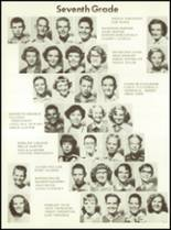 1956 Sunray High School Yearbook Page 34 & 35