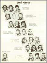 1956 Sunray High School Yearbook Page 36 & 37