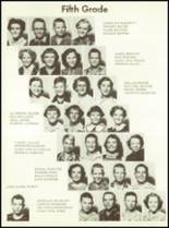 1956 Sunray High School Yearbook Page 38 & 39