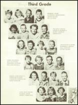 1956 Sunray High School Yearbook Page 42 & 43