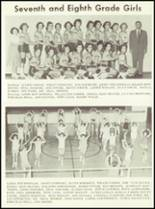 1956 Sunray High School Yearbook Page 46 & 47