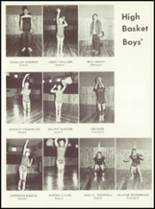 1956 Sunray High School Yearbook Page 48 & 49