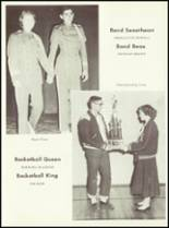 1956 Sunray High School Yearbook Page 54 & 55