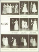 1956 Sunray High School Yearbook Page 56 & 57