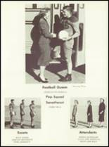 1956 Sunray High School Yearbook Page 58 & 59