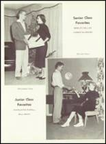 1956 Sunray High School Yearbook Page 60 & 61