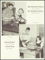 1956 Sunray High School Yearbook Page 62 & 63