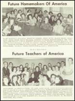 1956 Sunray High School Yearbook Page 66 & 67