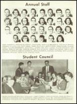 1956 Sunray High School Yearbook Page 72 & 73
