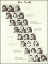 1956 Sunray High School Yearbook Page 74 & 75