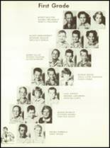 1956 Sunray High School Yearbook Page 76 & 77