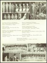 1956 Sunray High School Yearbook Page 84 & 85