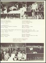 1956 Sunray High School Yearbook Page 86 & 87