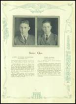 1924 McCallie High School Yearbook Page 36 & 37