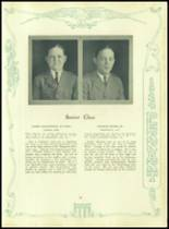 1924 McCallie High School Yearbook Page 38 & 39