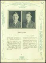 1924 McCallie High School Yearbook Page 42 & 43