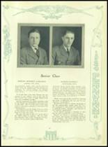 1924 McCallie High School Yearbook Page 44 & 45