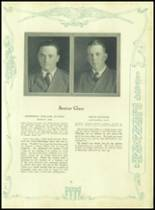 1924 McCallie High School Yearbook Page 46 & 47