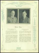 1924 McCallie High School Yearbook Page 48 & 49