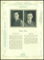 1924 McCallie High School Yearbook Page 50 & 51