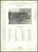 1924 McCallie High School Yearbook Page 72 & 73