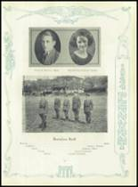 1924 McCallie High School Yearbook Page 80 & 81