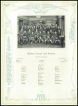 1924 McCallie High School Yearbook Page 100 & 101