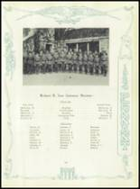 1924 McCallie High School Yearbook Page 108 & 109