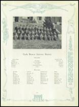 1924 McCallie High School Yearbook Page 110 & 111