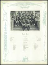 1924 McCallie High School Yearbook Page 114 & 115