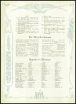 1924 McCallie High School Yearbook Page 182 & 183