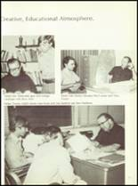 1973 Crespi Carmelite High School Yearbook Page 14 & 15