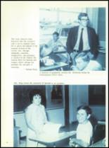 1973 Crespi Carmelite High School Yearbook Page 16 & 17