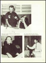 1973 Crespi Carmelite High School Yearbook Page 20 & 21