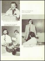 1973 Crespi Carmelite High School Yearbook Page 22 & 23