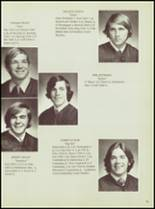 1973 Crespi Carmelite High School Yearbook Page 34 & 35