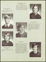 1973 Crespi Carmelite High School Yearbook Page 38 & 39