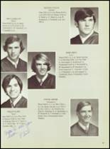 1973 Crespi Carmelite High School Yearbook Page 40 & 41