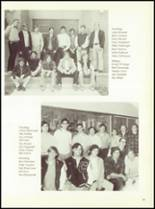 1973 Crespi Carmelite High School Yearbook Page 62 & 63