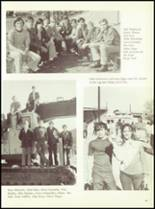 1973 Crespi Carmelite High School Yearbook Page 70 & 71