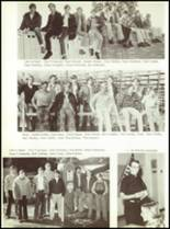 1973 Crespi Carmelite High School Yearbook Page 72 & 73