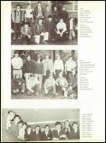 1973 Crespi Carmelite High School Yearbook Page 80 & 81