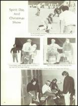 1973 Crespi Carmelite High School Yearbook Page 98 & 99