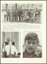 1973 Crespi Carmelite High School Yearbook Page 102 & 103