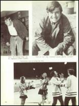 1973 Crespi Carmelite High School Yearbook Page 104 & 105