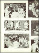 1973 Crespi Carmelite High School Yearbook Page 108 & 109