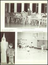 1973 Crespi Carmelite High School Yearbook Page 110 & 111
