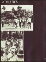 1973 Crespi Carmelite High School Yearbook Page 112 & 113