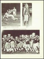 1973 Crespi Carmelite High School Yearbook Page 114 & 115