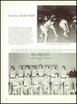 1973 Crespi Carmelite High School Yearbook Page 126 & 127